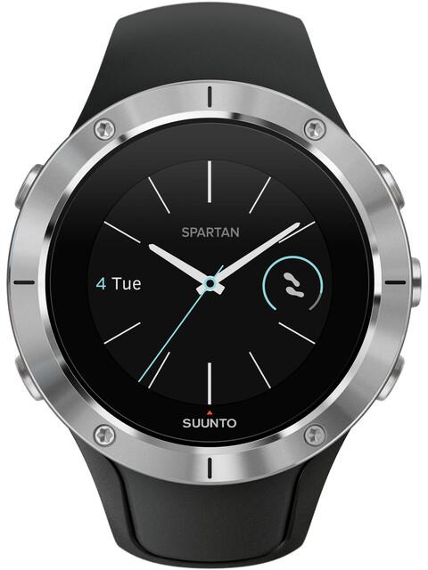 Suunto Spartan Trainer HR GPS Sport Watch Steel